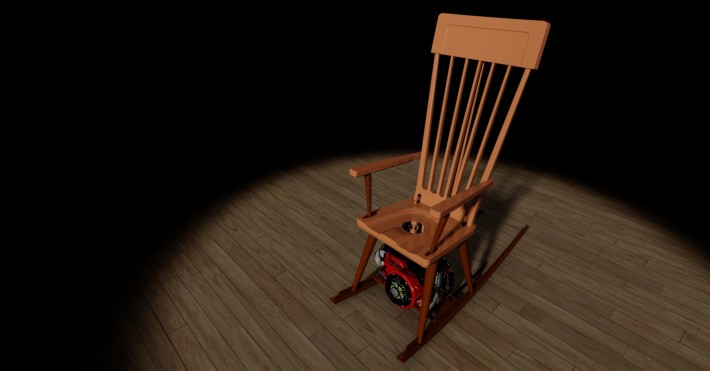 Rocking Chair 10