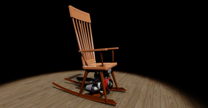 rocking chair 5